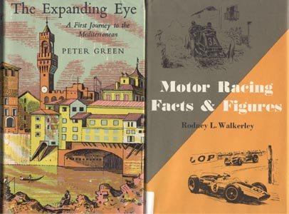 Expanding Eye HISTORY TRAVEL Journey to Mediterranean PETER GREEN 1*DJ