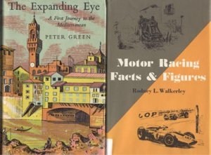 Expanding Eye HISTORY TRAVEL Journey to Mediterranean PETER GREEN 1*DJ