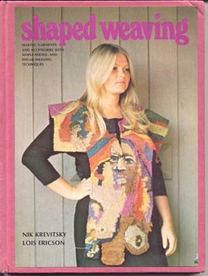 Shaped Weaving FINGER Spoke NO LOOM & WITH LOOM How To DARNING Nik Krevitsky HB