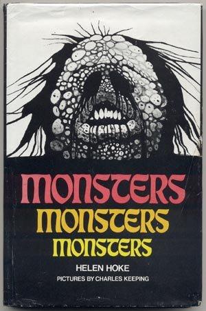 Monsters H.P.LOVECRAFT H.G.Wells ERIC RUSSELL Saki RAY BRADBURY Helen Hoke DJ