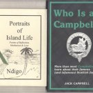 PORTRAITS OF ISLAND LIFE Caribbean Native RARE POEMS Ndigo Naka 1st Printing