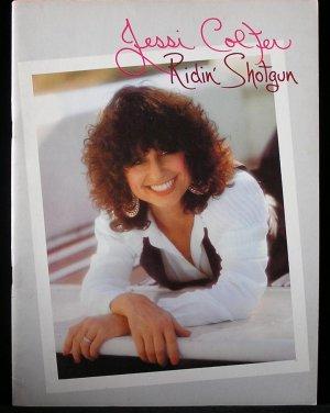 JESSI COLTER SONGBOOK Ridin Shotgun WAYLON JENNINGS Shooter PIANO Guitar VOCALS Music