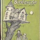 HAUNTED VICTORIAN BIRDHOUSE MYSTERY Siamese Cat FLORA JACOBS HB