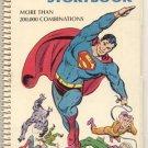 Superman Mix Or Match Storybook DC Comic 1979 Toyman Villain & MORE