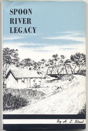 Spoon River Legacy IL Farm HISTORIC Story SETTLER H.L.Blout 1*DJ