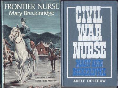 FRONTIER NURSE Frontier Nursing Service MARY BRECKINRIDGE Kentucky Mountains KATHERINE WILKIE HB