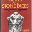 FAIR GODS & STONE FACES Constance Irwin ARCHAEOLOGY Aztec Inca CENTRAL South America DJ
