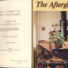 THE AFTERGLOW Morgan Memorial Home in Stockton IL SIGNED Genevieve Parker~1st DJ