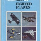 Ed Radlauer Model Book Fighter Planes RARE AIRCRAFT Vintage Airplanes WWII WWI 1st HB