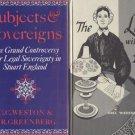 Subjects & Sovereign STUART ENGLAND History POLITICS Hierarchy PARLIAMENT C. Weston 1st DJ
