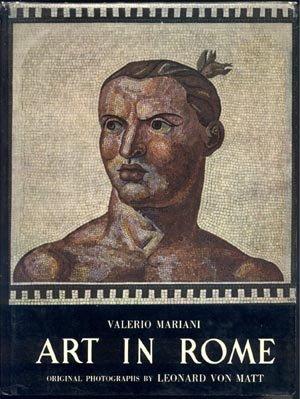 ART IN ROME History PHOTOS Leonard Von Matt 19TH CENTURY Valerio Mariani~DJ