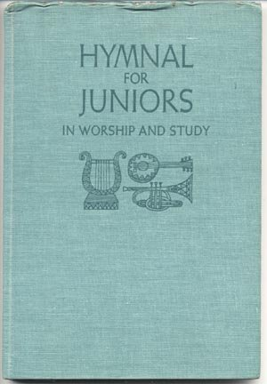 Hymnal for Juniors KIDS IN WORSHIP & STUDY Catholic 1964 HB