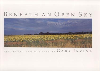 Beneath an Open Sky PANORAMIC PHOTOS Prairie VINTAGE Photographs VISIONS OF IL Gary Irving 1st DJ