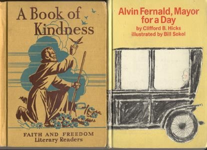 BOOK OF KINDNESS Faith & Freedom Reader CATHOLIC POETRY Poems STORIES Early Reader SERIES 1950 HB