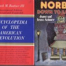 Norby Down to Earth ROBOT SCI-FI Isaac & Janet Asimov 1st DJ