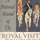 Pictorial Record of Royal Visit to DUKE OF Edinburgh Scotland QUEEN ELIZABETH England 1953 HB