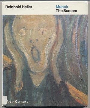 Edvard Munch The SCREAM Reinhold Heller PAINTER Art Context DJ