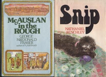 McAuslan In the Rough SCOTTISH HIGHLAND George MacDonald Fraser FLASHMAN SERIES 1st DJ