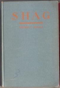 SHAG Scottish Stag Hound Dog Story THOMAS HINKLE 1946 HB