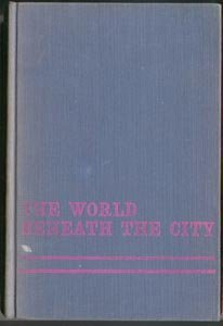 World Beneath New York City Sewer System DALEY Big Apple 1st HB