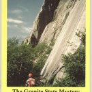 Granite State Mystery NEW HAMPSHIRE Rock Climbing ADVENTURE Hubert Douglas 1ST EDITION