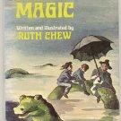 Trouble With Magic WIZARD Brooklyn NY New York SEA SERPENT Ruth Chew 1st DJ