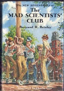 NEW ADVENTURES OF THE MAD SCIENTISTS