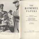 ROMMEL PAPERS B. H. Liddell Hart WWII WW 2 Germany HISTORY Allies NAZI Western Europe FRANCE HB