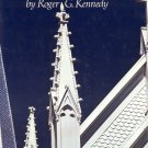 AMERICAN CHURCHES Roger Kennedy ARCHITECTURE History CATHOLIC Jewish PROTESTANT Puritan Church DJ