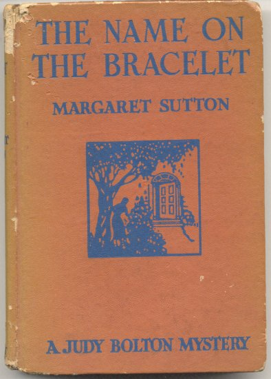 Name on the Bracelet~JUDY BOLTON Mystery~Margaret Sutton