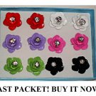 $1.00 PER PIECE; Big ROSE Rings (12 pieces)
