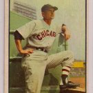 1953 Bowman Color Paul Richards #39 Chicago White Sox Baseball Card, cards