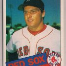 1985 Topps Roger Clemens #181 Boston Red Sox Rookie Baseball Card,cards
