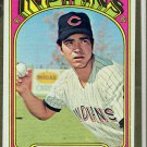 1972 Topps Eddie Leon #721 Cleveland Indians Baseball Card, cards