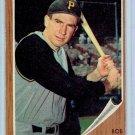 1962 Topps Bob Skinner #115 Pittsburgh Pirates Baseball Card, cards