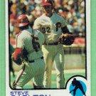 1973 Topps Steve Carlton Philadelphia Phillies Baseball Card, cards