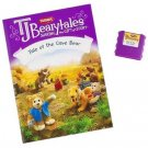 New Hasbro Playskool T.J. Bearytales - Tale of the Cave Cartridge & Book