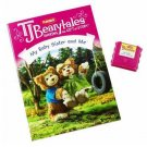 New Hasbro PlaySkool T.J. BEARYTALES MY BABY SISTER AND ME Cassette & Book