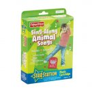 Fisher Price Sing Along Animal Songs ROM Music Pack Cartridge for Star Station