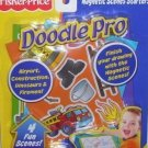 Fisher Price Doodle Pro Magnetic Scenes Starters Accesory Pack - Pets, party, princes & tea cup