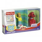 Fisher Price Easy-Link Figures: Clifford and Arthur  2-Pack Smart Keys