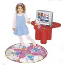 Barbie Island Princess Learn to be a Princess Interactive Mat with Instructional DVD