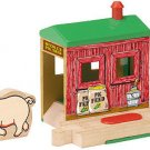 Learning Curve Thomas Wooden Railway McColl's Pig Shed