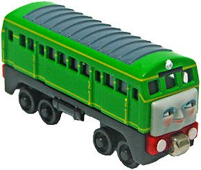 Take Along Thomas Amp Friends Daisy Learning Curve Die