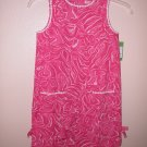 Lilly Pulitzer Little Lilly Shift Stretch Dress Palm Beach Girls Size 6