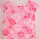 Lilly Pulitzer Ellis Top Lilly's Pink Tropical Punch Girls Size 7
