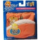 Zhu Zhu Pets Hamster Blanket and Bed - Orange
