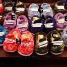 Newborn Sneaker Booties Handmade