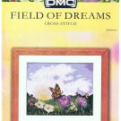 DMC's FIELD OF DREAMS Counted Cross stitch Pattern