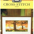 DMC's TREES Counted Cross Stitch Pattern